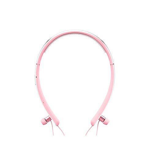 MongDa Bluetooth Wireless Cat Ear Hairband Headphones
